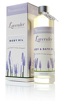 Lavender Collection Body Oil